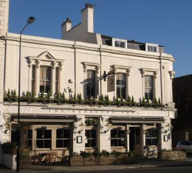 The Hereford Arms, Gloucester Road, Brompton, London