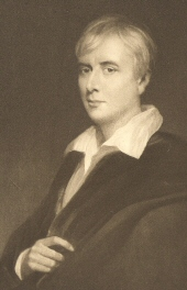 Portrait of George Borrow