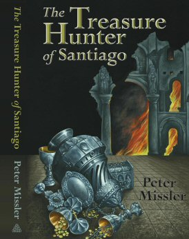 Cover of Treasure Hunter of Santiago by Peter Missler